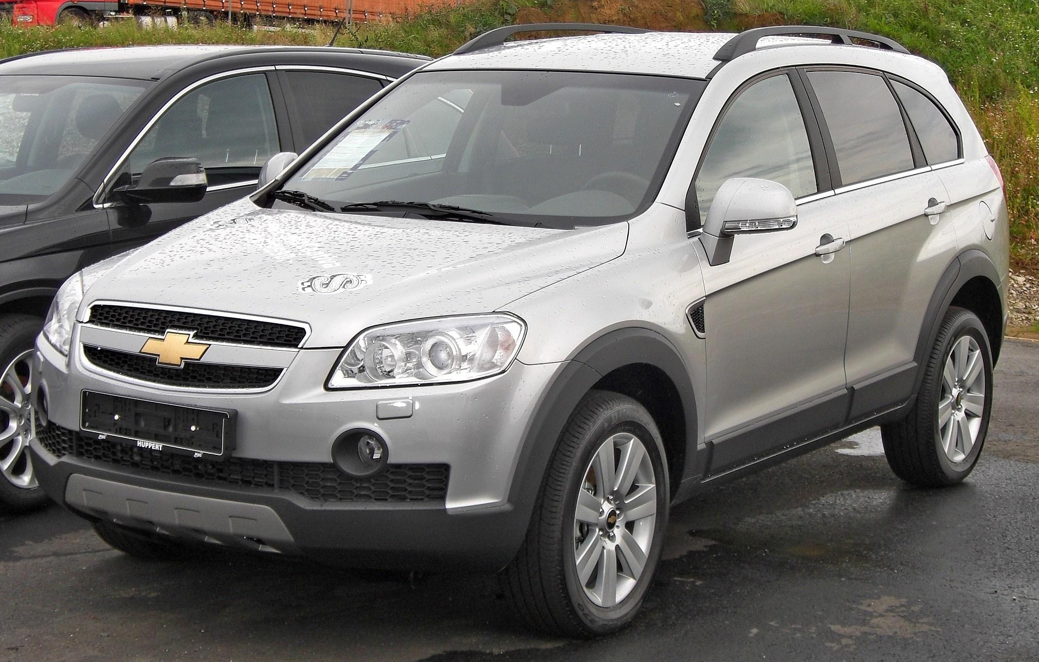 Chevrolet clipart chevrolet captiva Src;  Chevrolet Chevrolet 2011