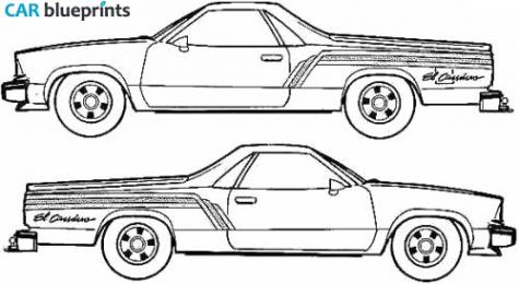 Chevrolet clipart custom And more El blueprints Pin