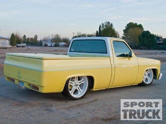 Chevrolet clipart custom C10 Custom Chevy PrevNext Trucks
