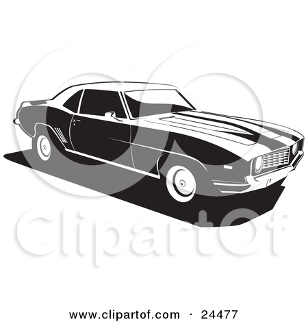 Chevrolet clipart muscle car Chevy Clipart  Car Muscle