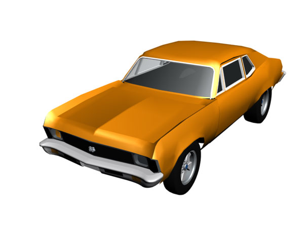 Chevrolet clipart original Car American available engine and