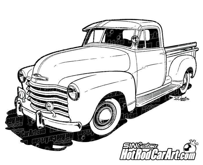 Chevrolet clipart original 1947 Car Chevrolet Art Clip
