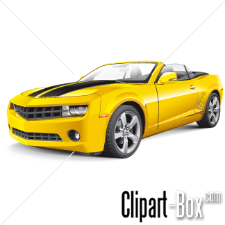 Yellow clipart camaro CAMARO CAB Transformers CHEVROLET YELLOW