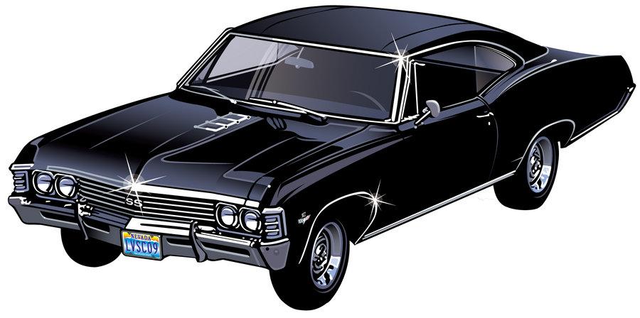 Chevrolet Impala clipart Chevyimpala 1967 16 Impala rjonesdesign