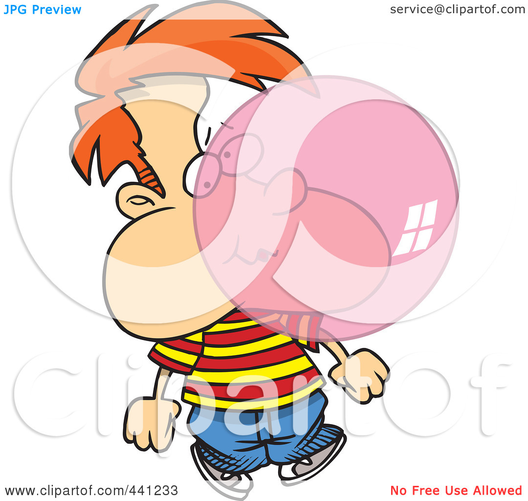 Chewing Gum clipart cartoon character 20clipart Free Gum Clipart Clipart