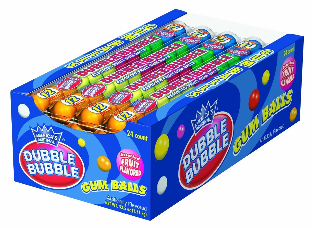 Chewing Gum clipart dubble bubble Gumballs Dubble 24ct Bubble Gum