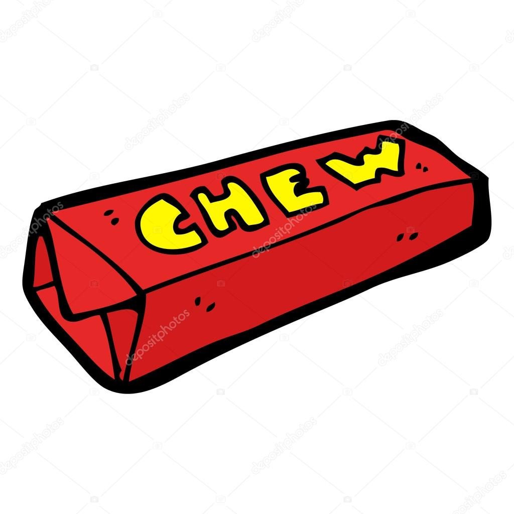 Chewing Gum clipart packet Packet chewing of Stock gum
