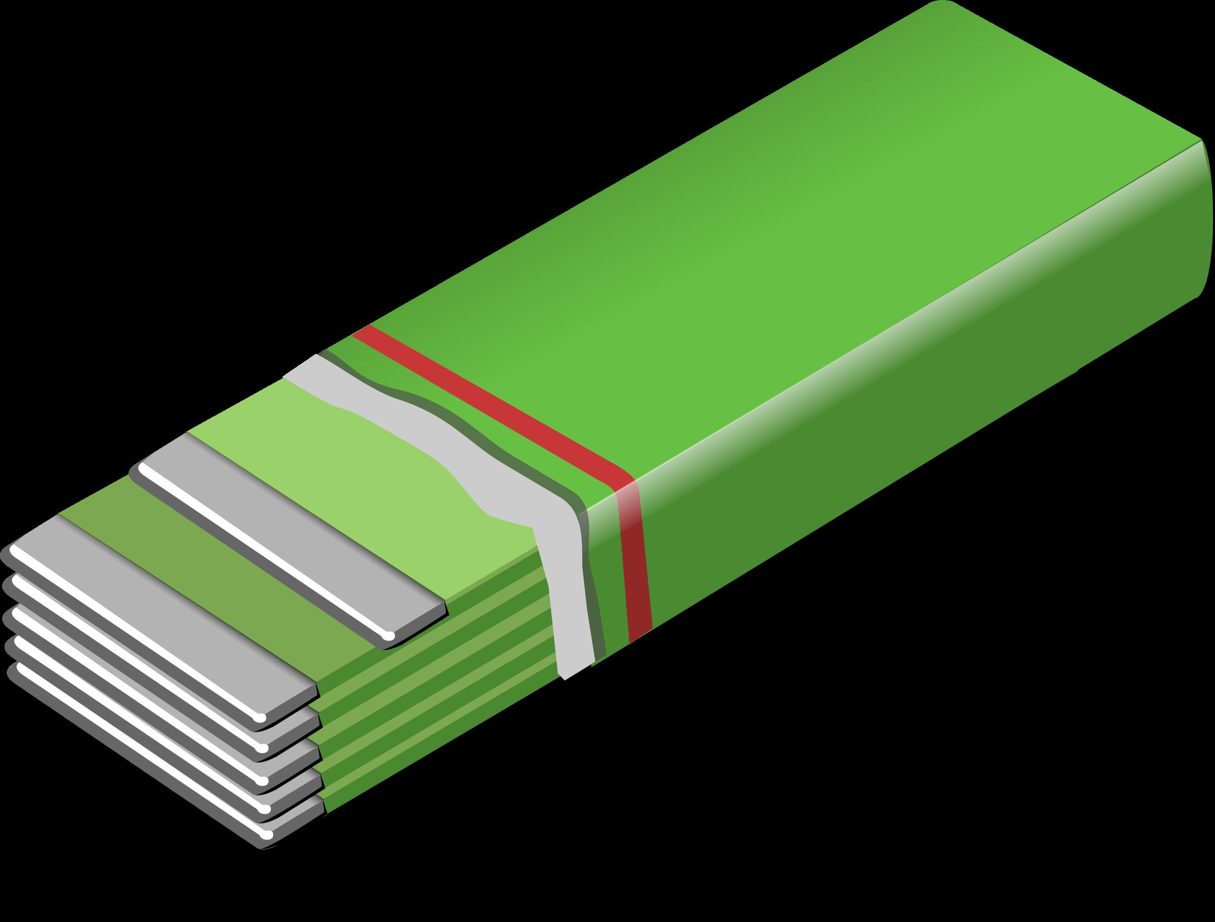 Chewing Gum clipart transparent Of Gum Gum Of Pack