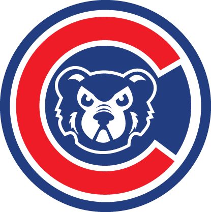Chicago clipart Sticker clipart  cubs Chicago