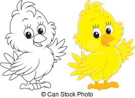 Chick clipart #10