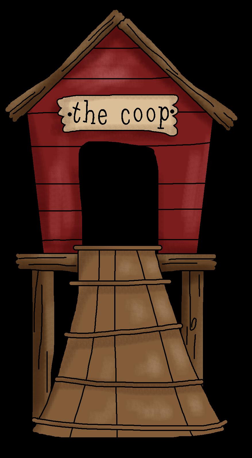 Chick clipart chicken house Photo#3 Chicken Coop coop Chicken