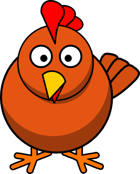 Cartoon clipart hen Collection  chick Happy clipart