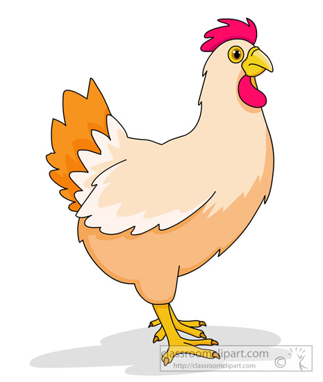 Chicken clipart Graphics Clip animal Size: 69