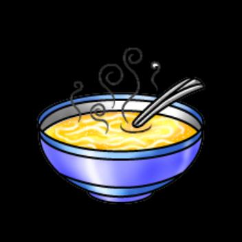 Soup clipart Noodle Soup Clipartner Clip soup