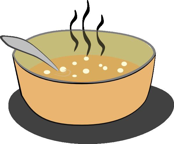 Chicken Soup clipart Online Clker com art at