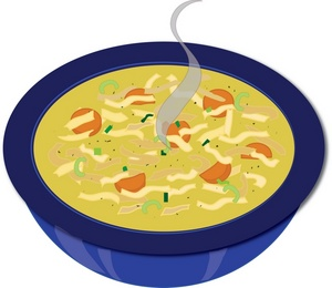 Chicken Soup clipart cartoon With Image: Chicken Chicken Image