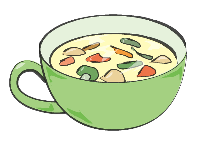 Stew clipart Clipart soup free clipartfest Chicken