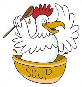 Chicken Soup clipart bowl oatmeal Best ~ Bing / chickens