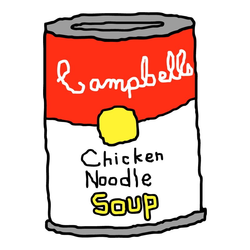 Chicken Soup clipart cartoon Clip Chicken Noodle Chicken