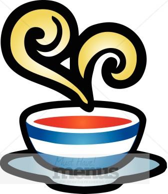 Soup clipart colorful Clipart Soup Menu Soup cliparts