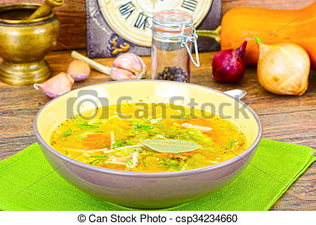 Chicken Soup clipart pumpkin soup Soup  Chicken and Celery