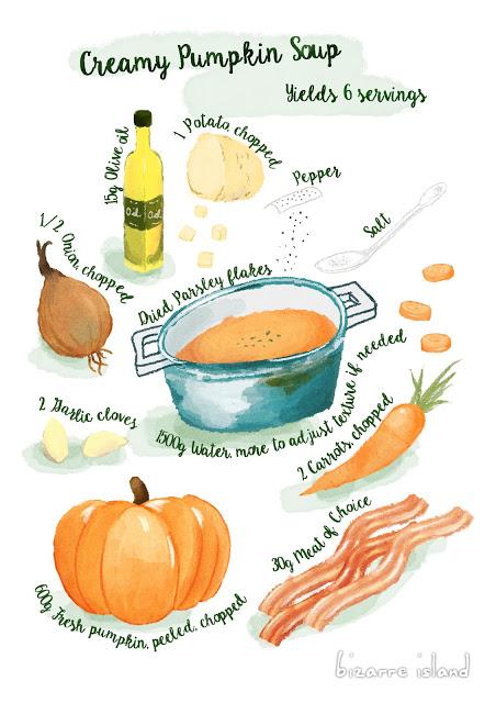 Chicken Soup clipart pumpkin soup Pumpkin Fresh from Soup soup