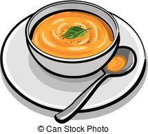 Chicken Soup clipart pumpkin soup Vector clipart soup Clip Graphics