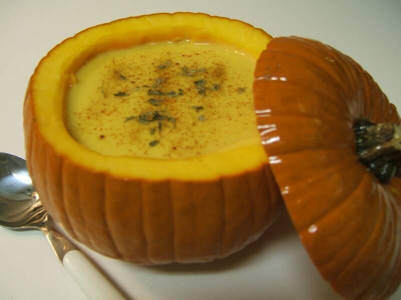 Chicken Soup clipart pumpkin soup Pumpkin Soup