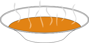 Chicken Soup clipart pumpkin soup Free Soup Clipart Clipart Panda