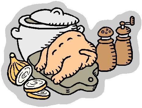 Stew clipart kitchen hygiene Food Clipart photo#27 Chicken clipart