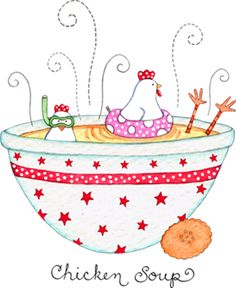 Chicken Soup clipart sad Art Find Kit Clipart First