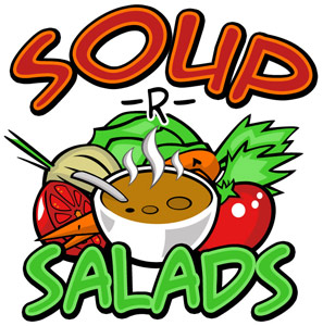 Chicken Soup clipart soup and salad Salad Bay Clip and Clipart