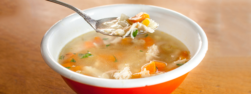 Chicken Soup clipart soup and salad Food Chicken Go—The Dirty Fast