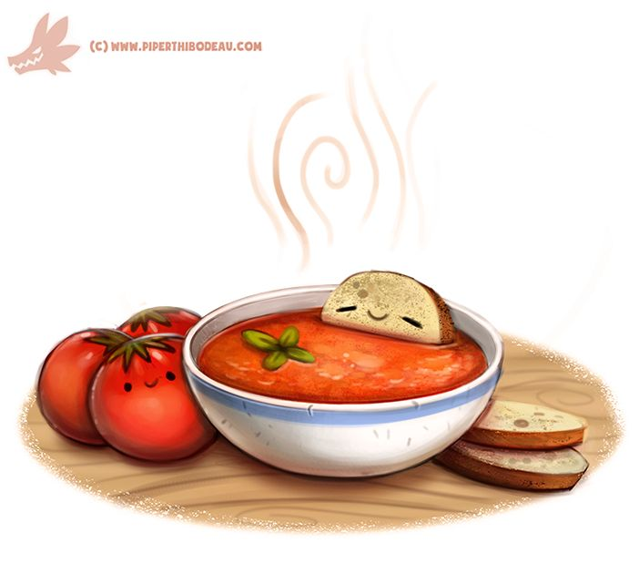 Chicken Soup clipart tomato soup On Pin quotes Tomato Cute/