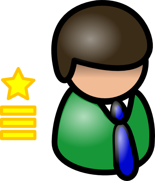 Chief clipart commander in At Clker Rank: as: art