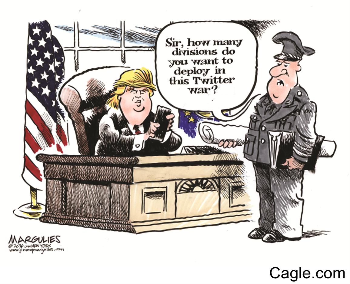 Chief clipart commander in In Commander  Chief Trump