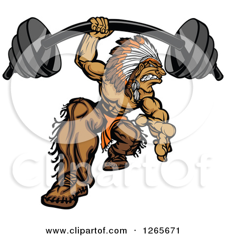 Chief clipart indian basketball Clipart Clipart Native American Basketball