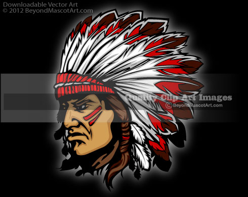 Chief clipart indian basketball Art 0106 Download Chief Indian
