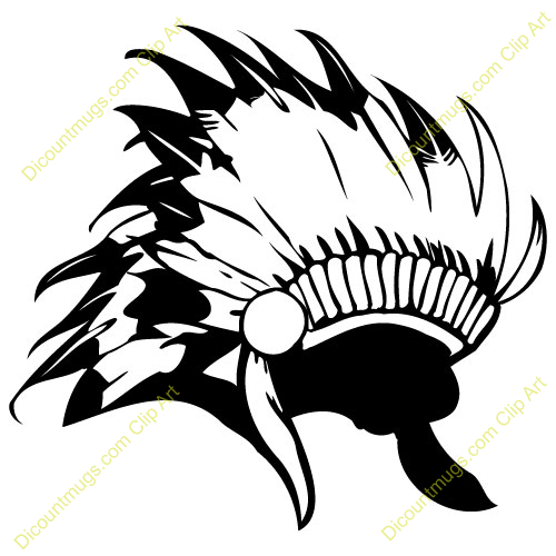 Chief clipart indian headdress Clipart Images org mifcu Headdress
