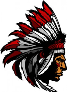 Chief clipart indian mascot (61+) head mascot clipart indian