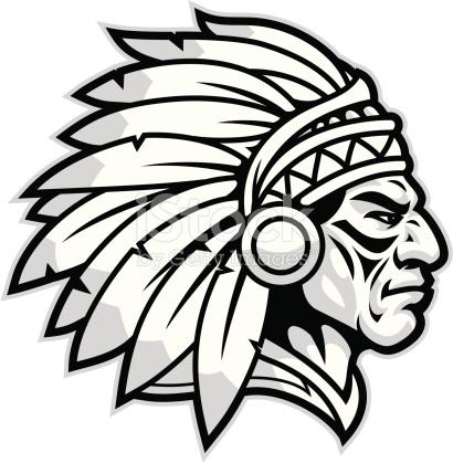 Chief clipart warrior head 11780444 (371× indian stock photo