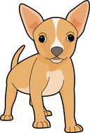 Chihuahua clipart Clipart 251; Views File Downloads
