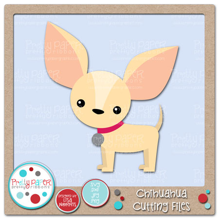 Chihuahua clipart birthday Happy Paper Birthday! Ribbons: Birthday!