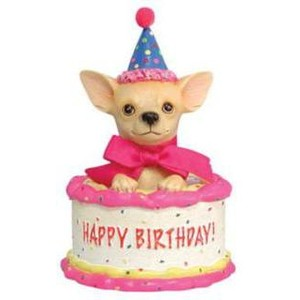 Chihuahua clipart birthday Aye Pink Doggy 5 Yellow