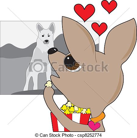 Chihuahua clipart celebrity Heart a old from a