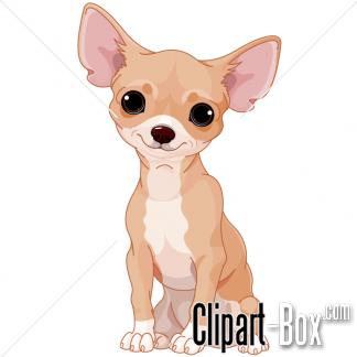 Chihuahua clipart chihuahua dog Piecing & CHIHUAHUA Paper Cliparts