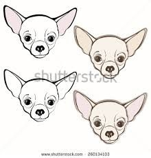 Chihuahua clipart draw a To result chihuahuas draw paintings