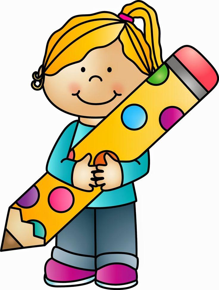 Child clipart pencil Buscar Clipart Info clip art