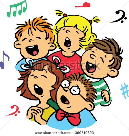 Child clipart singing song Clipart Clipart 98 Sing Clipart