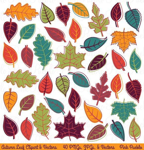 Leaves clipart autumn leaves On Creative Clipart Autumn Autumn
